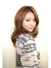 ミーツ ヘアー デザイン(Meets hair Design)★大人セミロングスタイル★