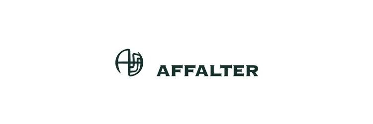 アファルター(AFFALTER)のサロンヘッダー
