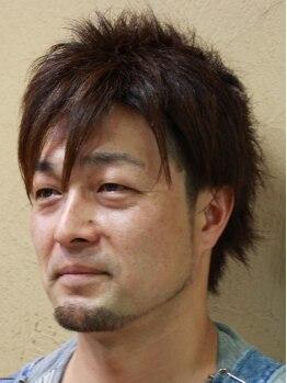 ジェイド(JADE)の写真/メンズヘアに特化したStylist在籍☆「気取ってないのにかっこいい」女性の心を掴むStyleお任せください◎