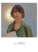 ヘアーティズム ナラマチ(hair-TISM Naramachi)ナチュラルボブ