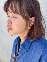 アレーン ヘアデザイン(Alaine hair design)【Alaine】ラフウェーブ×BOBスタイル