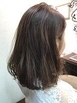 髪質改善ヘアエステ アリュール(allure)ゆるふわボブ【新宿 髪質改善 allure】