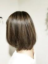 ローグ ヘアー 金町店(Rogue HAIR)ローグヘアー【高 和宏】大人かわいい丸みボブ3Dカラーボブディ