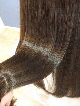 アトリエオリーブ(ATELIER OLIVE)の写真/乾燥しがちな季節に!年齢により出るチリつき、つい気になってしまう髪のパサつきなど悩んでいる方必見!