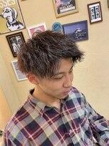 オムヘアーフォー(HOMME HAIR 4)ツイストスパイラルで好印象☆ HOMMEHAIR4 岡崎