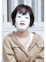 コマ(coma)【coma中野】小顔ダブルバングワンサイドショート