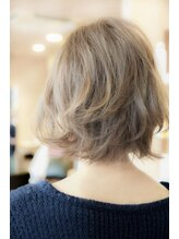 モッズヘア 高崎店(mod's hair)【mod's hair 高崎】 アッシュ・ベージュ×バレイヤージュ