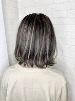 アルマヘア(Alma hair)ハイライト☆アッシュボブ【Alma hair アルマヘア】