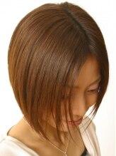 コンシャスヘア(CONSCIOUS HAIR)お手入れかんたんボブスタイル