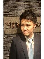 ヒロギンザ 御徒町店(HIRO GINZA)ナチュラルパーマ【ヒロ銀座/御徒町上野店】<理容室>