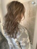 マイ ヘア デザイン(MY hair design)王道プラチナベージュ