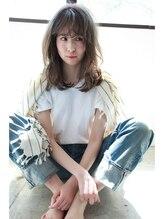メルバイフェリア(mel by FERIA)mel...透け感ラフレイヤー【イルミナカラー×ハイライト】