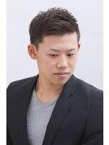 艶髪男スタイル