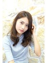 キーパーソン ナナ(KEY PERSON nana)【KEYPERSon nana】ゆるフワ×ナチュラルカラー