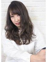 ヘアーブランド リンク 三宮店(HAIR BRAND Link)【Link】ラベンダーアッシュ×ニュアンスウェーブ