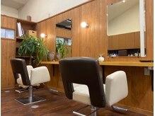 シライノブコ美容室
