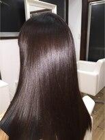 ヘアーサロン セル(Hair Salon CELL)【さら艶縮毛矯正】