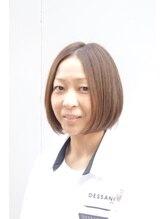 デサンジュパリ(DESSANGE PARIS)望月 美奈子