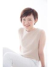 デザインプロデュース ルームヘア 笹塚店(DESIGN PRODUCE Room hair)キラリと光るボーイッシュショート【笹塚】