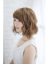シュシュット(chouchoute)吉祥寺/美髪デザインカラー無造作カールボブディ丸みショート002