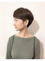 ラトリエコンタン(L´atelier Content)【L`atelier Content miho】ナチュラル×ツーブロック