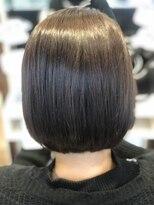 ローグヘアー 綾瀬店(Rogue HAIR)大人かわいいボブxブルージュカラー《Rogue 柴崎》