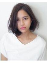エメ(aimer)【aimer】キレイは作れる♪オトナの美髪ボブ
