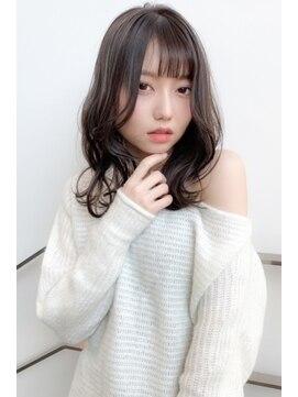 アルティスタ 手稲店(artista)ニュアンスガーリーカール!!