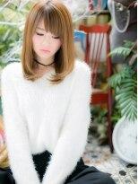 *+COVER HAIR+*…ぷるるんツヤ色ワンカールb