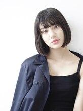 オレオ(OREO.)【OREO.】ミニマムボブ           #黒髪カタログ