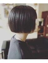 グランツヘアー(Glanz hair)ぱっつんボブ