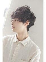 モッズ ヘア 上大岡店(mod's hair)アンニュイメンズパーマ【JADE 2008-9 A/W】