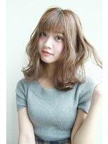 ヘアーメイク リアン 新田辺店(Hair Make REAN)くびれミディアム
