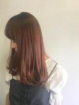 ルーツアイリー(ROOTS IRIE)スロウカラー☆PINK☆