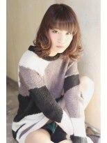 【LOJE】ミディアムで創る 外ハネカールボブ☆