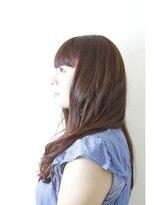 アロ (Alo hairdesign)艶やかロング