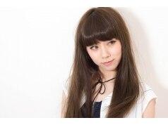 【ストレートコース】カット+縮毛矯正¥16200→¥10800  ※ロング料金あり