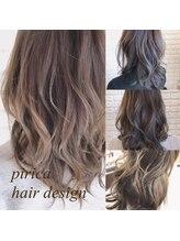 ピリカヘアデザイン(pirica hair design)ピリカ press