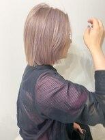 アリー(ALLY)[ALLY後藤]ほんのりピンクベージュ☆色落ち白っぽくしたい方☆