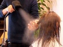 ヘアーアンドネイル ベルナ(Hair&Nail BELUNA)の雰囲気(ナノ効果で水分を補いながら浸透率アップでダメージの軽減にも♪)