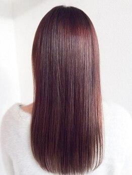 エクラヘア(ECLAT HAIR)の写真/【髪質改善トリートメント50%OFF】話題の髪質改善でお得にきれいに!夏に受けたダメージケアにも◎