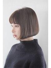 モッズヘア 金沢店(mod's hair)【モッズヘア金沢】グレージュボブ