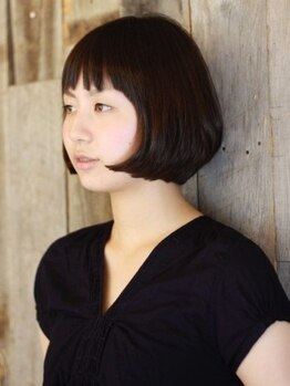 ヘアーサロン キナリ(hairsalon KINARI)の写真/≪トレンド×再現性≫KINARIが得意とするのは【ボブスタイル】大人の女性の魅力を引き出すカットをご提案◎