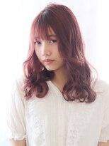 ヘアリゾート ブーケ(hair+resort bouquet)bouquet星野☆ピンクラベンダーカラー☆