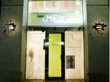"""ヘアー エムアールエム(hair MRM)の雰囲気(年齢問わず人気の""""MRM"""")"""