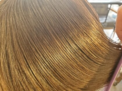 ベルメール ヘアー(Belle mer hair)の写真