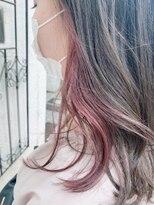 リズブリエ(Lis briller)チェリーピンク×イヤリングカラー
