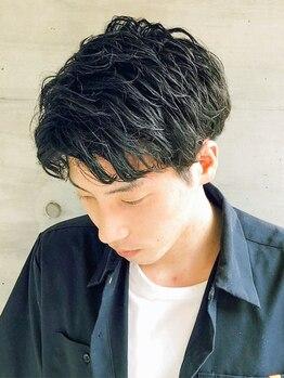 ナイン(9 nine)の写真/【鶴間駅1分&メンズクーポン有!!】ヘッドスパメニューで頭皮からケアできる♪