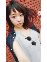 フィリア 台原店(Filea)【★グラデーションカラー×ピンクルージュ★】