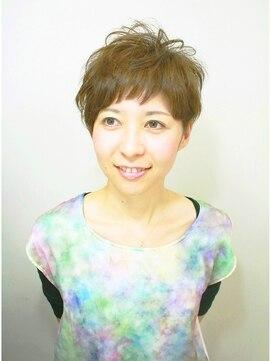 マグネットヘアートラスト(MAGNET HAIR trust)『大人』×『かわいい』ポップショート☆